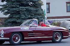 045 1957 Mercedes Benz 300SL Rdstr