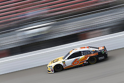 August 12, 2018 - Brooklyn, Michigan, United States of America - Trevor Bayne (6) brings his race car down the front stretch during the Consumers Energy 400 at Michigan International Speedway in Brooklyn, Michigan. (Credit Image: © Chris Owens Asp Inc/ASP via ZUMA Wire)