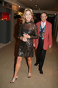 MICHAEL PEARL AND MARY SULLIVAN,  Grosvenor House Art & Antiques Fair charity gala evening in aid of Coram Foundation. Grosvenor House. Park Lane. London. 14 June 2007.  -DO NOT ARCHIVE-© Copyright Photograph by Dafydd Jones. 248 Clapham Rd. London SW9 0PZ. Tel 0207 820 0771. www.dafjones.com.