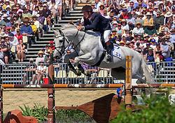 Lansink Jos, BEL, Carthago Z<br /> Olympic Games Sydney 2000<br /> © Dirk Caremans