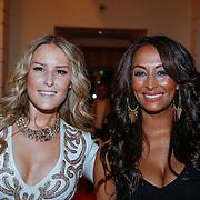 NLD/Amsterdam/20121112 - Beau Monde Awards 2012, Josh Veldhuizen en Maria Tailor