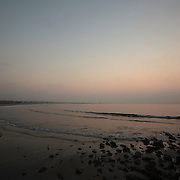 Today's Summer Sunrise  at Narragansett Town Beach, Narragansett, RI, September 11, 2013. #401 #surf #waves #beach #sunrise