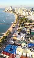 Pattaya Chonburi sunset Hilton roof terrace