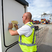 Nederland Zuid-Holland Rotterdam  27-08-2009 20090827 Foto: David Rozing .Serie over logistieke sector...Holland, The Netherlands, dutch, Pays Bas, Europe .Foto: David Rozing