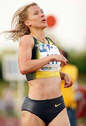 Athlete Brigita Langerholc at 2nd Memorial Meeting of Matic Sustersic, on June 3, 2007, Ljubljana, Slovenia.   (Photo by Vid Ponikvar / Sportal Images).