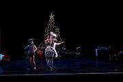 Dance Wisconsin members rehearse Nutcracker at the Wisconsin Union Theater in Madison, Wisconsin on December 15, 2016.<br /> <br /> Beth Skogen Photography - www.bethskogen.com