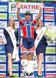 02.07.2013, Matrei, Osttirol, AUT, 65. Oesterreich Rundfahrt, 3. Etappe, Heiligenblut - Matrei in Osttirol, im Bild Etappensieger Thor Hushovd (NOR, BMC Racing Team) // during the 65 th Tour of Austria, Stage 3, from Heiligenblut to Matrei, Tyrol, Austria on 2013/07/02. EXPA Pictures © 2013, PhotoCredit: EXPA/ Johann Groder
