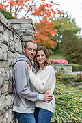 Mel & JR's Fall Engagement Session, Oakville