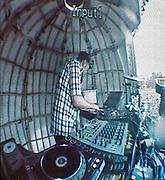 DJ Shadow at Pitchfork Music Festival 2011 by Mara Robinson