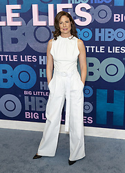 May 29, 2019 - New York, New York, United States - Robin Weigert attends HBO Big Little Lies Season 2 Premiere at Jazz at Lincoln Center  (Credit Image: © Lev Radin/Pacific Press via ZUMA Wire)