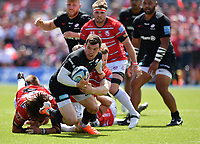 Rugby Union - 2018 / 2019 Gallagher Premiership - Play-Off Semi-Final: Saracens vs. Gloucester<br /> <br /> Saracens' Ben Spencer in action during this afternoon's game, at Allianz Park.<br /> <br /> COLORSPORT/ASHLEY WESTERN