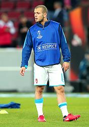 Jack Wilshere of Arsenal - Mandatory by-line: Robbie Stephenson/JMP - 23/11/2017 - FOOTBALL - RheinEnergieSTADION - Cologne,  - Cologne v Arsenal - UEFA Europa League Group H
