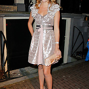 NLD/Amsterdam/20120217 - Premiere Saturday Night Fever, Liza Sips