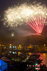 Day two of the Silvers Marine Scottish Series 2015, the largest sailing event in Scotland organised by the  Clyde Cruising Club<br /> Racing on Loch Fyne from 22rd-24th May 2015<br /> <br /> Fireworks over the marquee<br /> <br /> <br /> Credit : Marc Turner / CCC<br /> For further information contact<br /> Iain Hurrel<br /> Mobile : 07766 116451<br /> Email : info@marine.blast.com<br /> <br /> For a full list of Silvers Marine Scottish Series sponsors visit http://www.clyde.org/scottish-series/sponsors/
