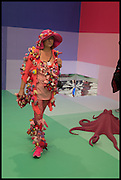 ALEXANDRA FLY, Opening of Frieze art Fair. London. 14 October 2014