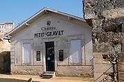 Chateau Petit Gravet. Saint Emilion, Bordeaux, France