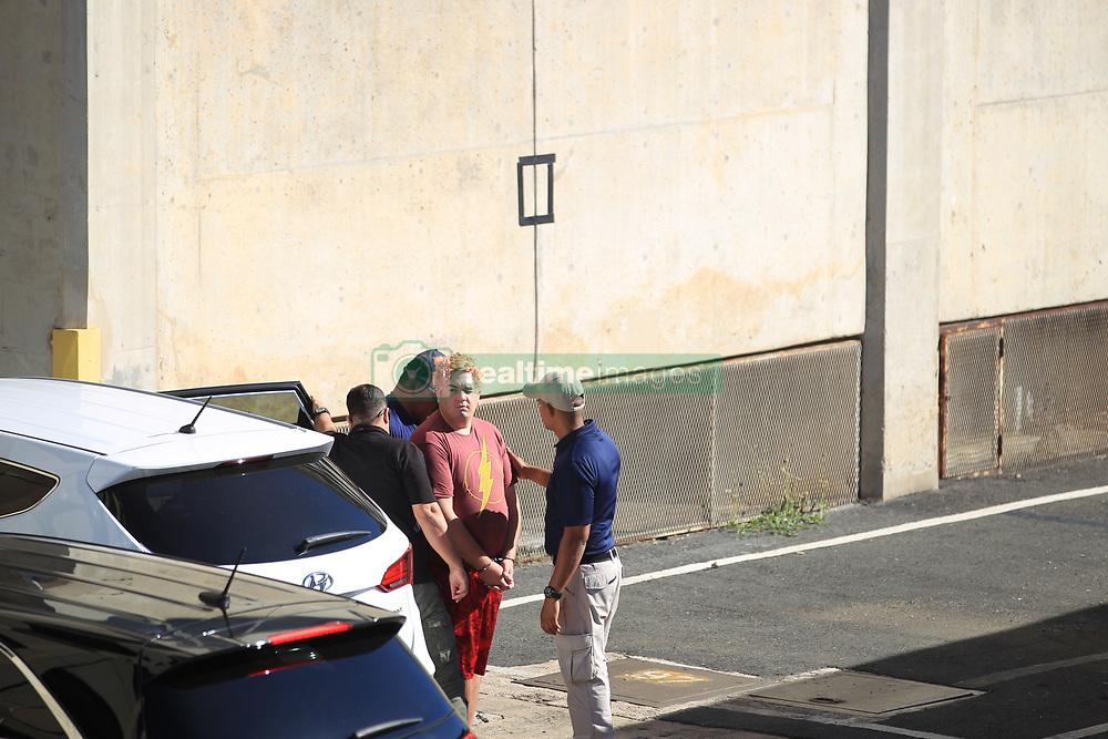 October 31, 2018 - 2018 . 10 . 31. FBI arresto a hombre sospechoso de amenazas de bombas contra jud'os en el ‡rea oeste de Puerto Rico. (Credit Image: © El Nuevo Dias via ZUMA Press)