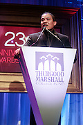 1 November 2010- New York, New York- John Marshall( Son of Thurgood Marshall) at The 23rd Annual Thurgood Marshall College Fund Awards Dinner held at The Sheraton NY Hotel & Towers on November 1, 2010 in New York City.Photo Credit: Terrence Jennings