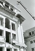 1984 Demolition of the Garden Court Apts.