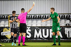 during football match between NS Mura and PFC Ludogorets in 2nd qualifying round of UEFA Champions League, on 21st of July, 2021 in Mestni stadion Fazanerija, Murska Sobota, Slovenia. Photo by Blaž Weindorfer / Sportida