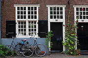 17th century houses on Nicolaaskerkhof, Utrecht