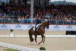 Dufour Cathrine, DEN, Bohemian<br /> European Championship Dressage - Hagen 2021<br /> © Hippo Foto - Dirk Caremans<br /> 11/09/2021