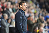 West Bromwich Albion manager Valerien Ismael  during the EFL Sky Bet Championship match between West Bromwich Albion and Derby County at The Hawthorns, West Bromwich, England on 14 September 2021.