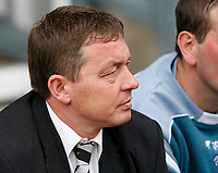 Photo: Steve Bond.<br />Derby County v Leeds United. Coca Cola Championship. 06/05/2007. Billy davies on the bench