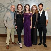 NLD/Rotterdm/20190107 - Presentatie Best of Broadway, Stanley Burleson, Willemijn Verkaik, Pia Douwes, Tessa van Tol en Freek Bartels