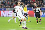 Bayer Leverkusen v Tottenham Hotspur 181016