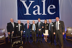 2015 Yale University Athletics George H.W. Bush Lifetime of Leadership Awards and Ball | 20 November