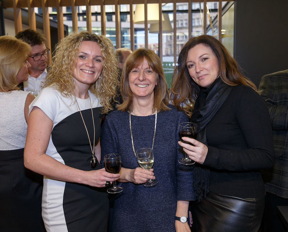 FREE PICTURES : Spreng Thomson launch party.  Picture Robert Perry 10th March  2016<br /> <br /> Please credit photo to Robert Perry<br /> <br /> Image is free to use in connection with the promotion of the above company or organisation. 'Permissions for ALL other uses need to be sought and payment make be required.<br /> <br /> <br /> Note to Editors:  This image is free to be used editorially in the promotion of the above company or organisation.  Without prejudice ALL other licences without prior consent will be deemed a breach of copyright under the 1988. Copyright Design and Patents Act  and will be subject to payment or legal action, where appropriate.<br /> www.robertperry.co.uk<br /> NB -This image is not to be distributed without the prior consent of the copyright holder.<br /> in using this image you agree to abide by terms and conditions as stated in this caption.<br /> All monies payable to Robert Perry<br /> <br /> (PLEASE DO NOT REMOVE THIS CAPTION)<br /> This image is intended for Editorial use (e.g. news). Any commercial or promotional use requires additional clearance. <br /> Copyright 2016 All rights protected.<br /> first use only<br /> contact details<br /> Robert Perry     <br /> 07702 631 477<br /> robertperryphotos@gmail.com<br />        <br /> Robert Perry reserves the right to pursue unauthorised use of this image . If you violate my intellectual property you may be liable for  damages, loss of income, and profits you derive from the use of this image.