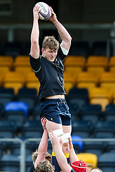 Worcester Warriors U18 warm up - Rogan Thomson/JMP - 16/02/2017 - RUGBY UNION - Sixways Stadium - Worcester, England - Worcester Warriors U18 v Saracens U18 - Premiership Rugby Under 18 Academy Finals Day 5th Place Play-Off.
