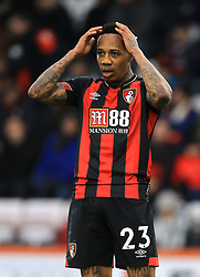 Bournemouth's Nathaniel Clyne in action during the Emirates FA Cup, third round match at the Vitality Stadium, Bournemouth.