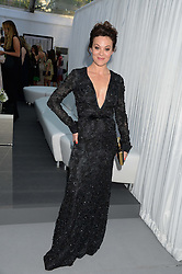 HELEN McCRORY at the Glamour Women of the Year Awards in association with Pandora held in Berkeley Square Gardens, London on 4th June 2013.