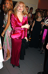 DONATELLA FLICK at Andy & Patti Wong's Chinese New Year party to celebrate the year of the Rooster held at the Great Eastern Hotel, Liverpool Street, London on 29th January 2005.  Guests were invited to dress in 1920's Shanghai fashion.<br /><br />NON EXCLUSIVE - WORLD RIGHTS