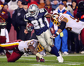 2007 Cowboys at Redskins