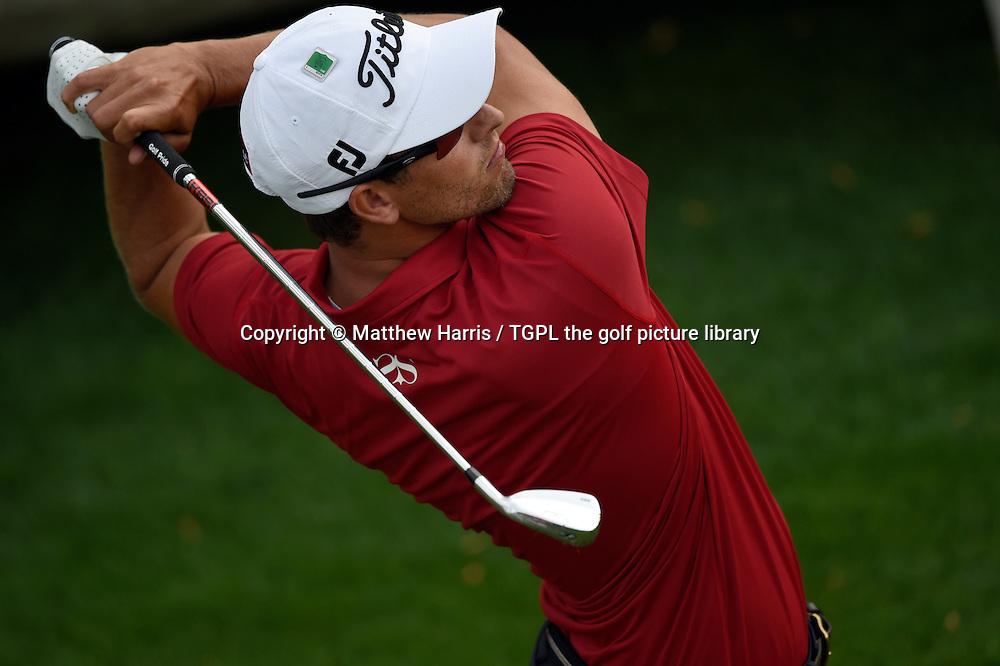 Adam SCOTT (AUS) during second round US Masters 2014,Augusta National,Augusta, Georgia,USA.