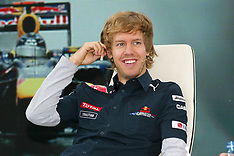2010 Red Bull Press Conference, November Hangar 7