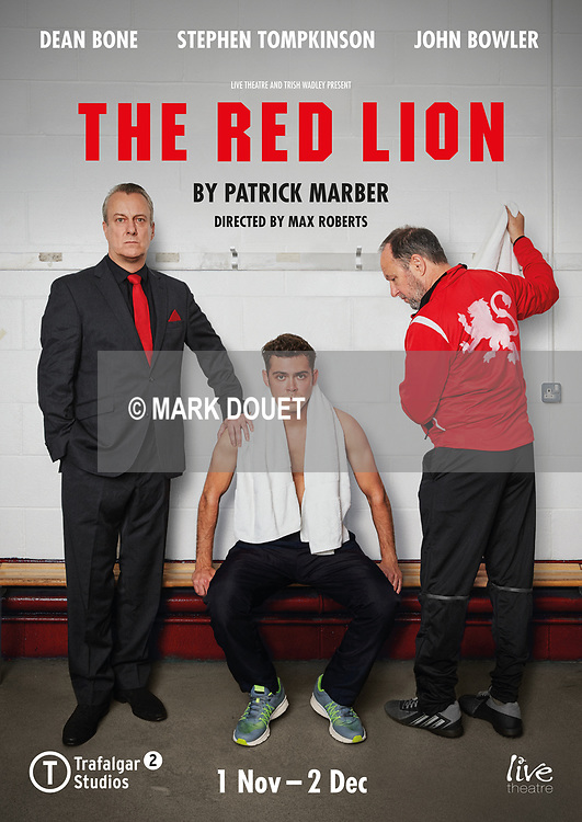 The Red Lion at Trafalgar Studios, Director Max Roberts