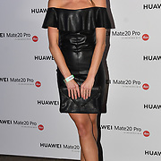Emma Conybeare attend Huawei - VIP celebration at One Marylebone London, UK. 16 October 2018.
