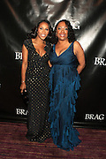 October 19, 2012-New York, NY: (L-R) Celebrity Stylist June Ambrose and Gail Perry, President, BRAG at the BRAG 42nd Annual Scholarship & Scholarship Awards Dinner Gala held at Pier Sixty at Chelsea Piers on October 19, 2012 in New York City. BRAG, a 501 (c) (3) not for profit organization, is dedicated to the inclusion of African Americans and all people of color in retail and related industries. (Terrence Jennings)