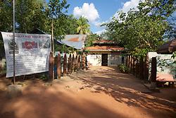Land Mine Museum Enterance