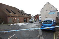 Arson attack on Ringwood Shop