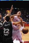 DESCRIZIONE : Milano Eurolega 2011-12 EA7 Emporio Armani Milano Partizan Belgrado<br /> GIOCATORE : Danilo Gallinari<br /> CATEGORIA : Penetrazione Fallo<br /> SQUADRA : EA7 Emporio Armani Milano<br /> EVENTO : Eurolega 2011-2012<br /> GARA : EA7 Emporio Armani Milano Partizan Belgrado<br /> DATA : 17/11/2011<br /> SPORT : Pallacanestro <br /> AUTORE : Agenzia Ciamillo-Castoria/A.Dealberto<br /> Galleria : Eurolega 2011-2012<br /> Fotonotizia : Milano Eurolega 2011-12 EA7 Emporio Armani Milano Partizan Belgrado<br /> Predefinita :