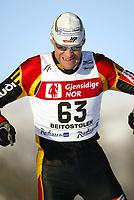 Langrenn, 22. november 2003, Verdenscup Beitostølen,  Andreas Schluetter, Tyskland