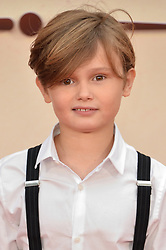 © Licensed to London News Pictures. 20/09/2017. London, UK. WILL TILSTON attends world film premiere of Goodbye Christopher Robin in Leicester Square. Photo credit: Ray Tang/LNP