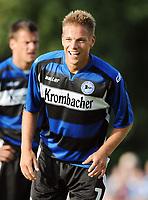 Fotball<br /> Tyskland<br /> Foto: Witters/Digitalsport<br /> NORWAY ONLY<br /> <br /> 07.07.2009<br /> <br /> Kaspar Risgard Bielefeld<br /> Fussball Testspiel Arminia Bielefeld - Broendby IF Kopenhagen