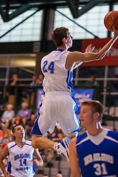 25 June 2011: Michael Murray at the 2011 IBCA (Illinois Basketball Coaches Association) boys all star games.