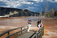 Touring the West - Yellowstone National Park